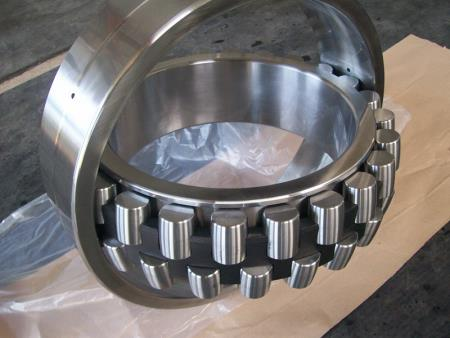 Self - aligning roller bearing 2